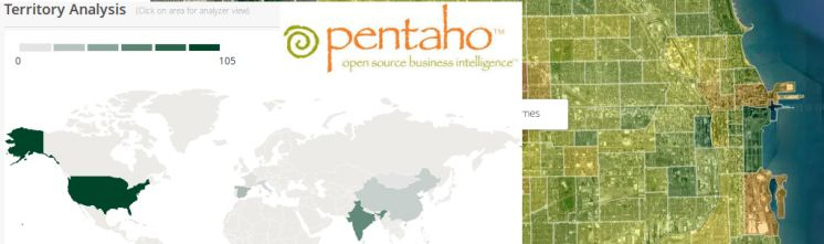Treinamento Geo Business Intelligence com Pentaho